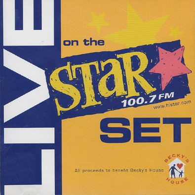 Live on the Star Set (Live Radio Compilation)